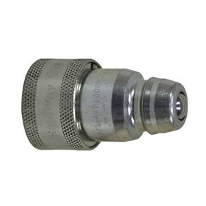 """John Deere (Old Style) Tip To 1/2"""" ISO 5675 Body Coupler Adapter 9-12782"""