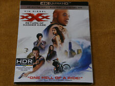 xXx: Return of Xander Cage (4K Ultra HD Blu-ray, 2017) 2-Disc Set