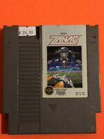100% WORKING - NINTENDO NES GAME CARTRIDGE *SUPER RARE* - ZANAC