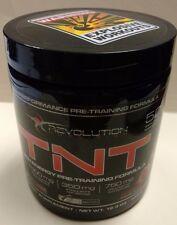 Revolution Nutrition  TNT High Energy Pre-Training - WATERMELON 12.3 oz - 6/2019