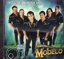 Grupo Modelo Recordando Un Gran Amor CD New Sealed