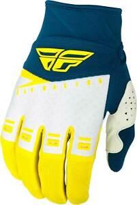 Fly Racing F-16 Gloves - MX Motocross Dirt Bike Off-Road ATV MTB Mens Gear