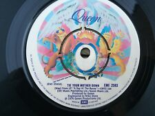 """Queen, Tie Your Mother Down/ You And I 7"""" vinyl, 1976"""