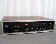 Vtg 8 Track Tape Deck Player AM FM Stereo Receiver Lexington LE-74 Music System