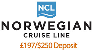 £197/$250 NCL Norwegian Cruise Line CruiseNext Voucher