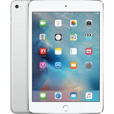 Apple iPad Mini 4 128GB Silver Wi-Fi MK9P2LL/A