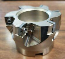 Mitsubishi Materials ASX400R0306C Arbor Shoulder Milling Cutter,Plus 30 Inserts