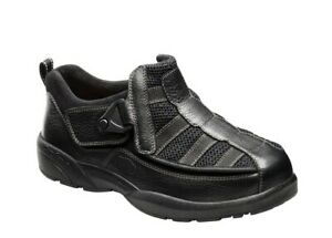 Dr. Comfort Edward X-depth Ortho Diabetic Shoes #9610 LEATHER CASUAL  Size 9.5 W