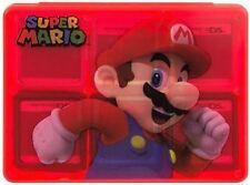 12 Slot Game Card Case - Mario PDP Portable 3DS XL Nintendo Official Compact New