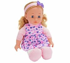 Chad Valley My 1st Soft Toddler Doll Improve Their Social & Communication Skills