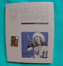 FRANCESCO DE GREGORI - BUFALO BILL - CD - Corriere della Sera