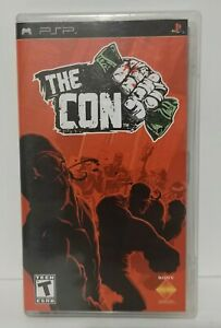 The Con (Sony PSP Playstation Portable) Complete CIB Tested FREE SHIPPING