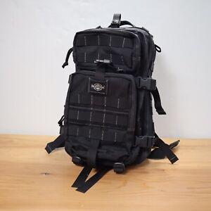Maxpedition Falcon-II 23L Backpack Black Tactical Bag 1050-Denier Nylon NTOA