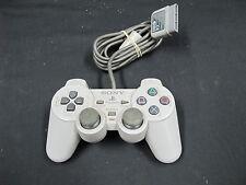 GENUINE SONY Playstation ANALOG Controller MODEL : SCPH-1200 Grey
