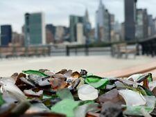NYC New York City Sea Glass 3lb. lot
