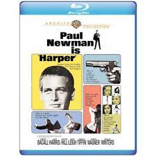 Blu Ray HARPER. Paul Newman, Lauren Bacall. Region free. New sealed.