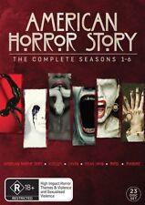 American Horror Story : Season 1-6 (DVD, 2017, 24-Disc Set)