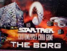 Star Trek CCG The Borg SINGLES TOP TIER Select Choose NrMint-MINT