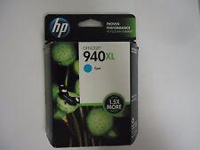 Genuine HP 940XL Cyan Ink Cartridge C4907AN for Officejet pro 8000 8500