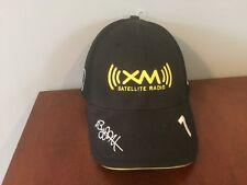 IndyCar Brian Herta Andretti Autosport Hat Indy 500 Flex Fit Sz S/M #7 XM radio