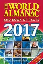 THE WORLD ALMANAC AND BOOK OF FACTS 2017 - JANSSEN, SARAH (EDT)/ LIU, M. L. (EDT