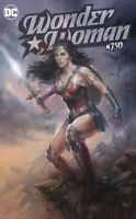 WONDER WOMAN #750 LUCIO PARRILLO VARIANT 10-PACK! LIMITED TO 2500  NM MAKE OFFER