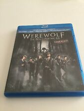 WEREWOLF The Beast Among Us Unrated Version - DVD + Blu-Ray