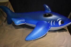 RARE!!!  inflatable intex   shark