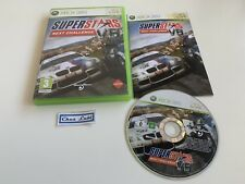 Superstars V8 Next Challenge - Microsoft Xbox 360 - PAL FR - Avec Notice