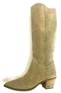 Sam Edelman Women's Rowena Knee High Tan Suede Boots Sz 8.5 (38.5 eur)