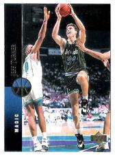 Jeff Turner 1994 Upper Deck Orlando Magic insert Basketball Card