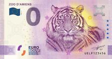 Billet 0 Euro - FR Zoo d'Amiens (tigre) - 2020-2 - anniversary