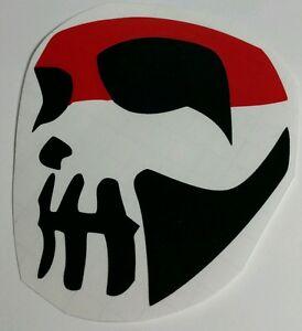 "ANYBODY KILLA  RED AND BLACK 4""  icp insane clown posse twiztid  rare ABK"