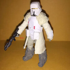 RANGE TROOPER figure STAR WARS han SOLO movie TOY snow stormtrooper disney army