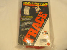 41000Lf Knee Guard Trace designed for Lisa Fernadez M protective red padded Nos