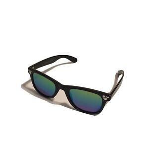 Disney Parks Mickey Mouse Icon Black Wayfarer Adult Size Sunglasses