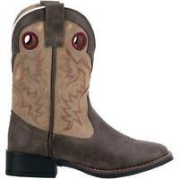 Laredo Kid's Collared Western Square Toe Boots Style# LC2261 NIB SIZE 12,1,2