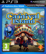 ELDORADODUJEU >>> CARNIVAL ISLAND MOVE Pour PLAYSTATION 3 PS3 NEUF VF