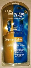 Belkin Ethernet 7 Foot or 2.1 Meter Patch Cable CAT6 Premium Snagless Networking