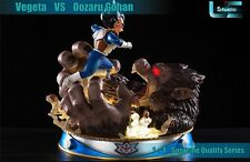 DBZ-DRAGON-BALL-Z-VEGETA-VS-OOZARU-GOHAN-1-4-RESIN-FIGURE-FIGURA-STATUE-NEW