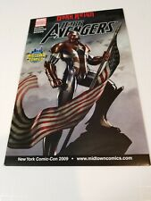 DARK AVENGERS #1 1st Appearance IRON PATRIOT MIDTOWN Variant NYCC 2009