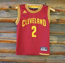 NBA Basketball Cleveland Cavaliers #2 Kyrie Irving Kids Youth S Adidas