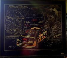 Dale Earnhardt Sam Bass Limited Edition 'Black Attack'