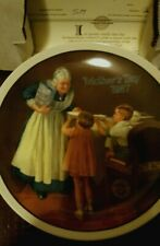 """Knowles collector plate, """"Grandma 's Surprise"""""""