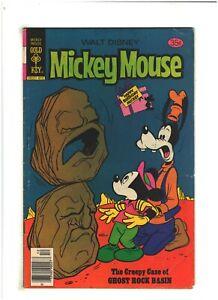 Walt Disney Mickey Mouse #190 VG 4.0 Gold Key Comics 1978