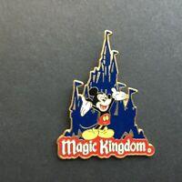 WDW - Mickey w/ Park Icon - Magic Kingdom Disney Pin 15746