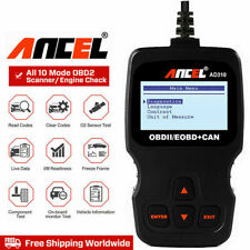 Automotive OBD2 Car Diagnostic Tool Car Engine Fault Code Reader Scanner AD310