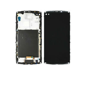 LG V10 H900 LCD Display Touch Screen Digitizer Assembly with Frame