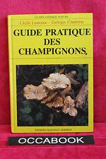 Guide pratique des champignons - Cécile Lemoine