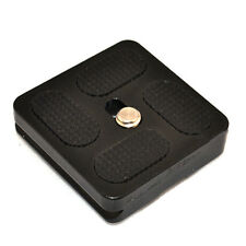 New PU-40 Quick Release Plate For J1 N1 Tripod Ball Head Arca Swiss Accessory